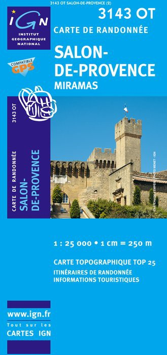 Carte ign top 25 s rie bleue salon de provence - Magasin informatique salon de provence ...