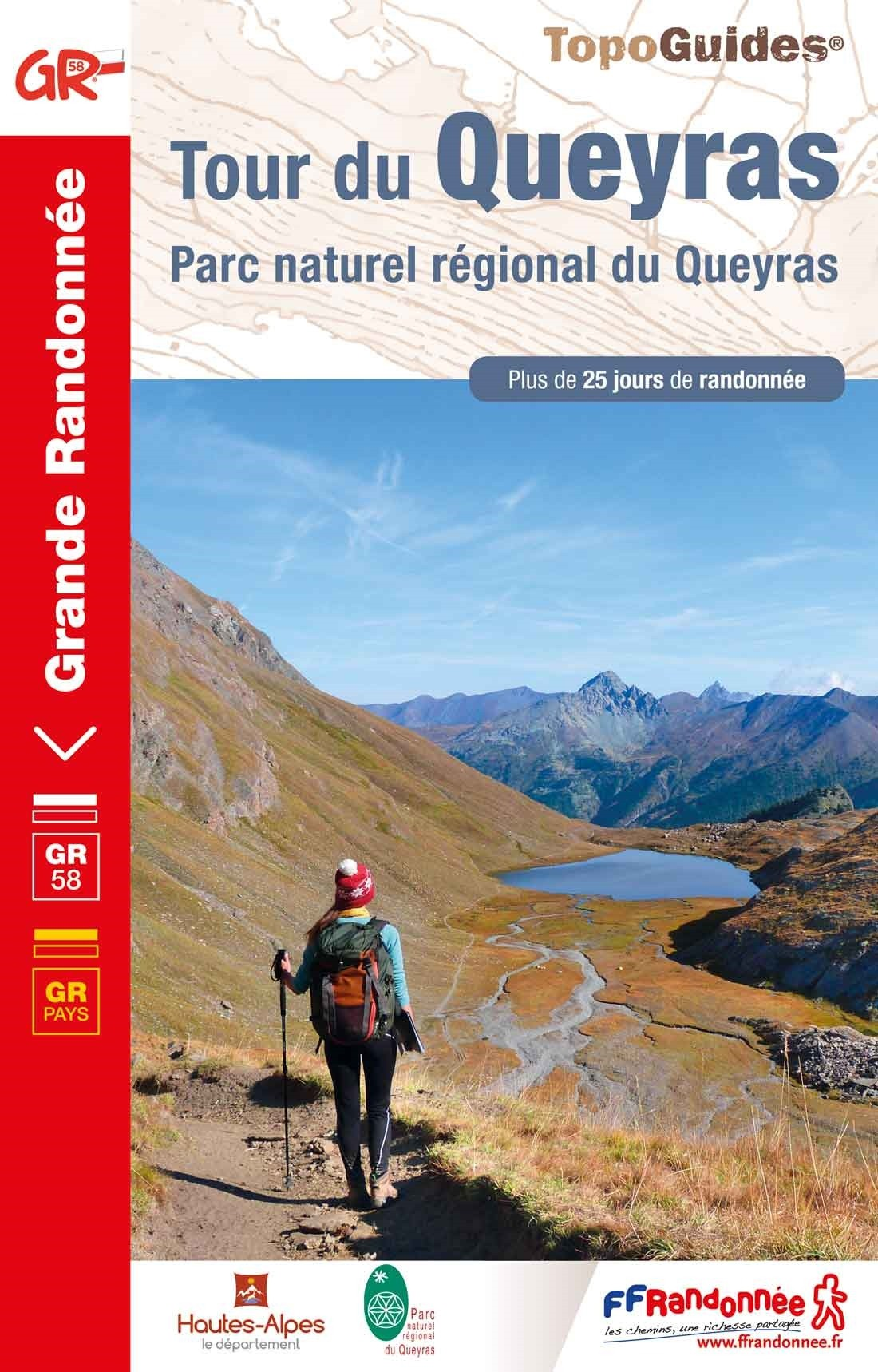 FFR 505 - TOUR DU QUEYRAS (Guide)