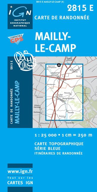 Mailly-Le-Camp (Gps)