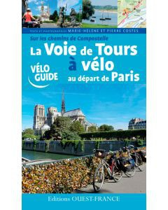 VELO-GUIDE VOIE DE TOURS DEPART PARIS