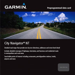 City Navigator® Europe NT