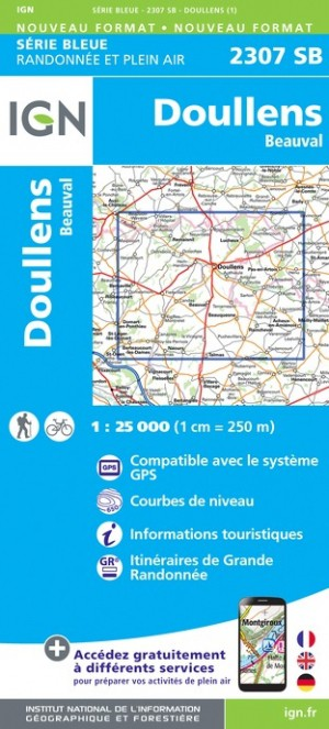 2307SB - DOULLENS / BEAUVAL