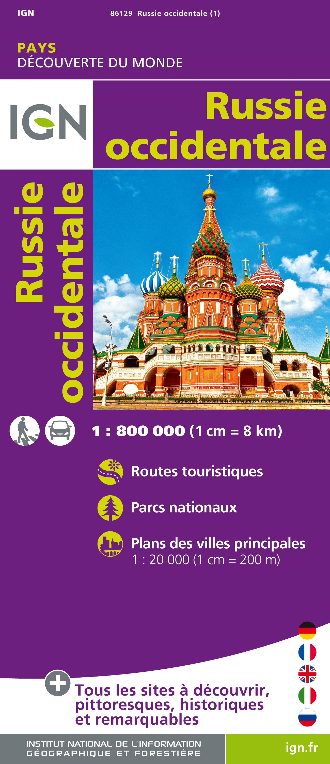 86129 - Russie Occidentale