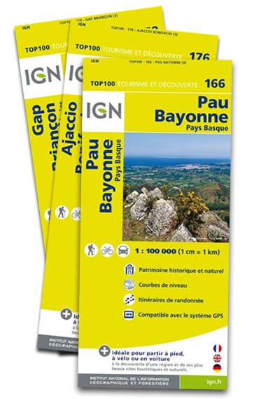 carte-top-100-ign-tourisme-decouverte