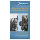 Les champs de bataille de Flandres Artois - Guide Michelin - Recto