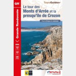 FFR 380 - TOUR DES MONTS D'ARREE.CROZON (Guide)