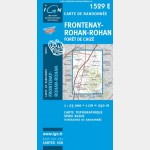 Frontenay-Rohan/Forêt de Chize (Gps)