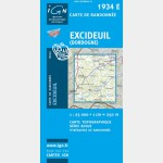 Excideuil (Dordogne) (Gps)