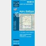 Puy-L'Eveque (Gps)