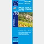 Top 25 IGN - Massif du Pilat - Recto