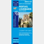 Top 25 IGN - Pertuis / Lourmarin - Recto