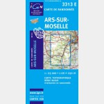 Ars-Sur-Moselle (Gps)