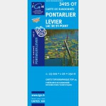 Pontarlier/Levier/Lac de Saint-Point (Gps)
