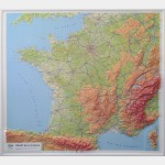 FRANCE RELIEF 60904