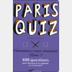Guide Parigramme : Paris Quizz