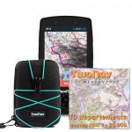 TWONAV GPS AVENTURA 2 + 10 départements Cartes IGN TOP25 + Housse (PROMOTION)
