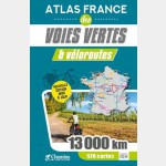 Atlas France des Voies Vertes & Véloroutes - Guide Chamina