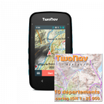 TwoNav GPS Cross + Topo France 10 départements IGN TOP25