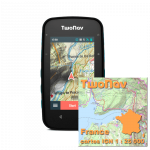 TWONAV GPS CROSS + FRANCE entière Cartes IGN TOP25 (PROMOTION)