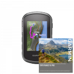 Garmin Etrex Touch 35 + Garmin Topo France v5 Pro
