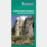 Guide Vert Northern France Paris Region (in English)
