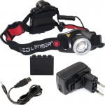 LAMPE FRONTALE HAUTE PERFORMANCE LED LENSER H7 RECHARGEABLE