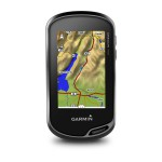 Garmin Oregon 700 - Vue de Face - Carte