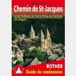 Guide Rother Chemin de St-Jacques