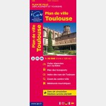 Plan de ville IGN Toulouse - Recto
