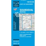 Sourdeval / Mortain (Gps)