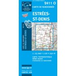 Estrees-Saint-Denis (Gps)