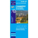 Chambery/Aix-Les-Bains/Lac du Bourget (Gps)
