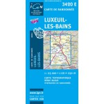 Luxeuil-Les-Bains (Gps)