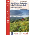 FFR - 465 - MONTS DU CANTAL VALLEE DU LOT