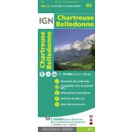 TOP75002 - Chartreuse / Belledonne