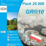 Pack TOP25/SB : GR10 ® - Partie 2/3 : de Barèges au Lac d'Estany de Lanos