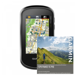 Garmin GPS OREGON 700 + Cartes Garmin TOPO France Entière et DOM-TOM V5 Pro (PROMOTION)