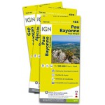 Pack : GR®2 de Cartes IGN 1:100.000