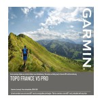 Cartes GARMIN TOPO France v5 PRO - FR Entière + DOM-TOM