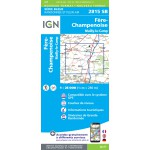2815SB - FERE-CHAMPENOISE/MAILLY-LE-CAMP