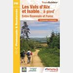 FFR - P424 - VALS D'AIX et ISABLE A PIED (Guide)