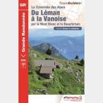 FFR DU LEMAN A LA VANOISE (504) - Recto