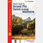 FFR TOURS DANS LE GRAND PIC ST-LOUP (3401) - Recto