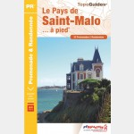 FFR LE PAYS DE SAINT-MALO A PIED - Recto