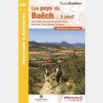 FFR LE PAYS DU BUËCH A PIED (P053) - Recto