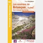 FFR ENVIRONS DE BRIANCON A PIED (P054) - Recto