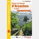 FFR P331- AUTOUR BASSIN ARCACHON A PIED