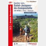 FFR 6533 SENTIER VERS ST-JACQUES-COMPOSTELLE
