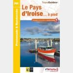 FFR - P295 LE PAYS D'IROISE A PIED (Guide)