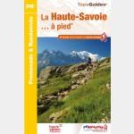 FFR - D074 LA HAUTE-SAVOIE A PIED (Guide)